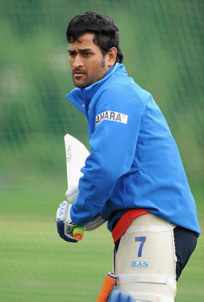 Mahendra Singh Dhoni Beautiful Pictures
