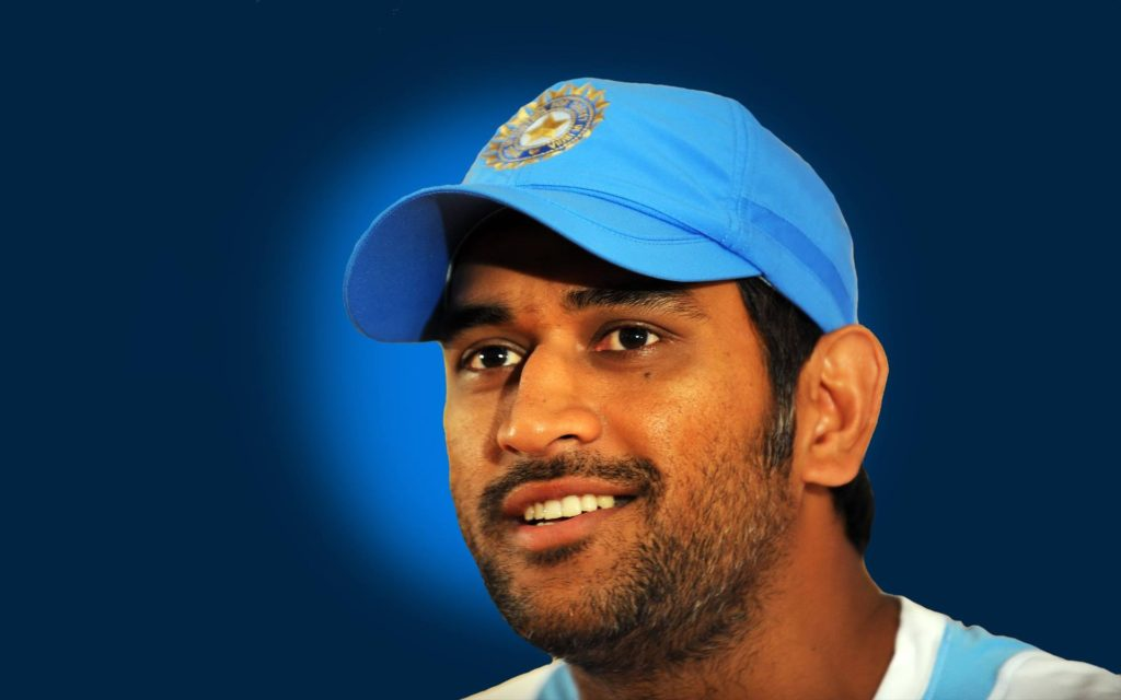 Mahendra Singh Dhoni Cute & Handsame Wallpapers