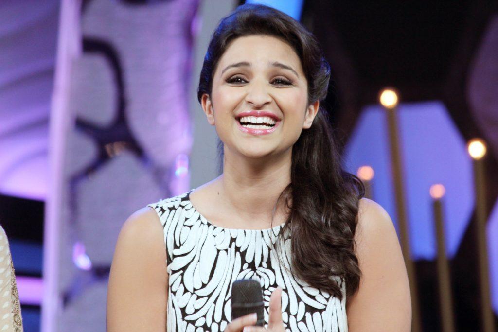 Parineeti Chopra Cute Smile Pics