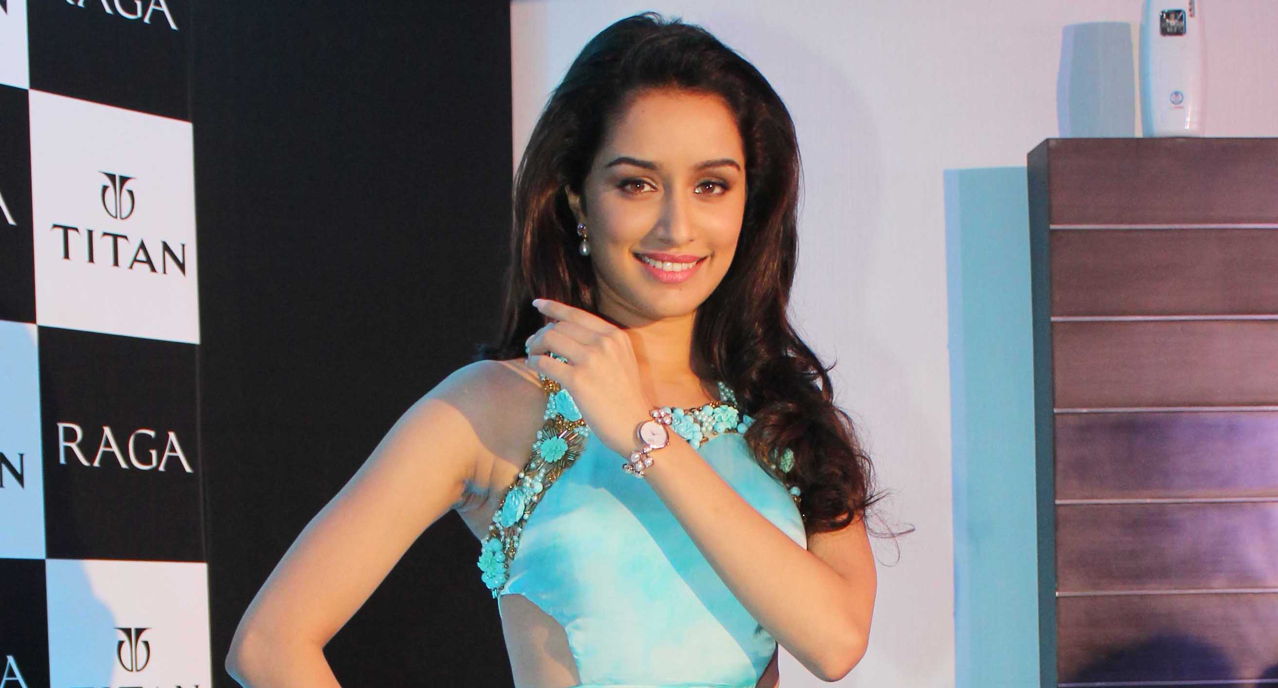 scenic shraddha kapoor hot looks in short cloths pictures