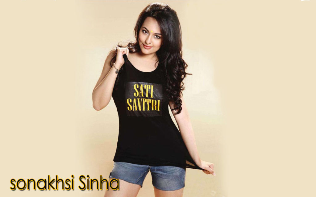 Sonakshi Sinha Hot & Sexy Look Images