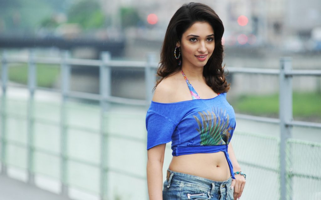 Tamannaah Bhatia Bold HD Wallpapers