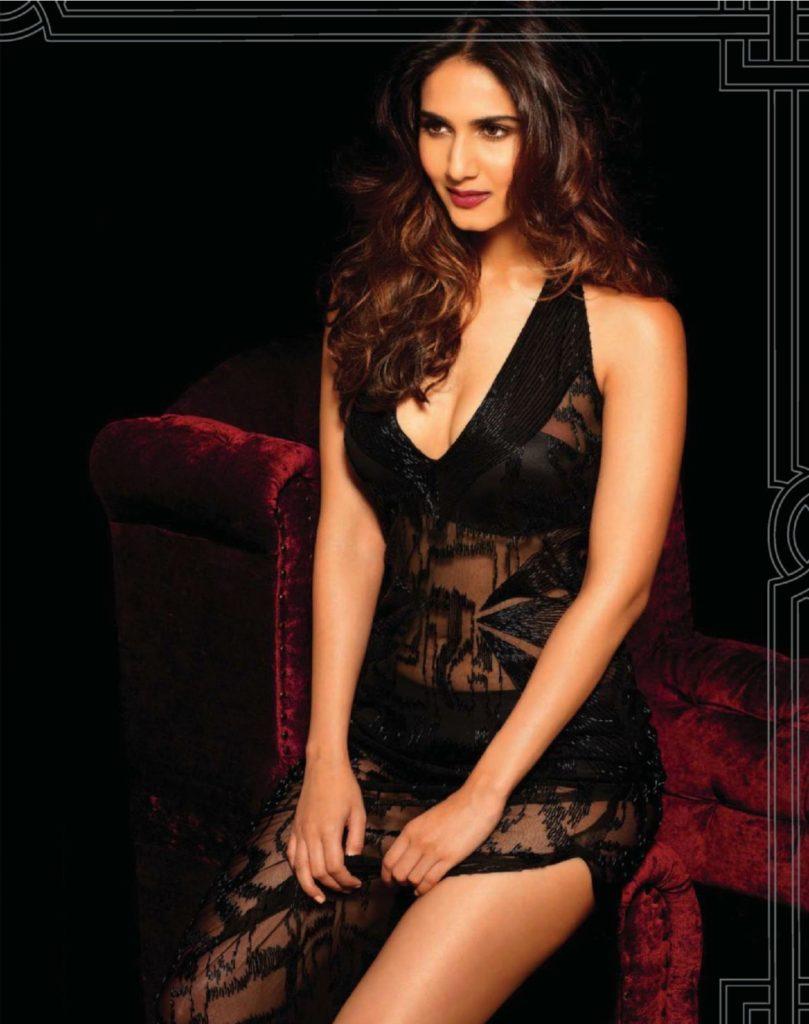 Vaani Kapoor Hot Navel Images
