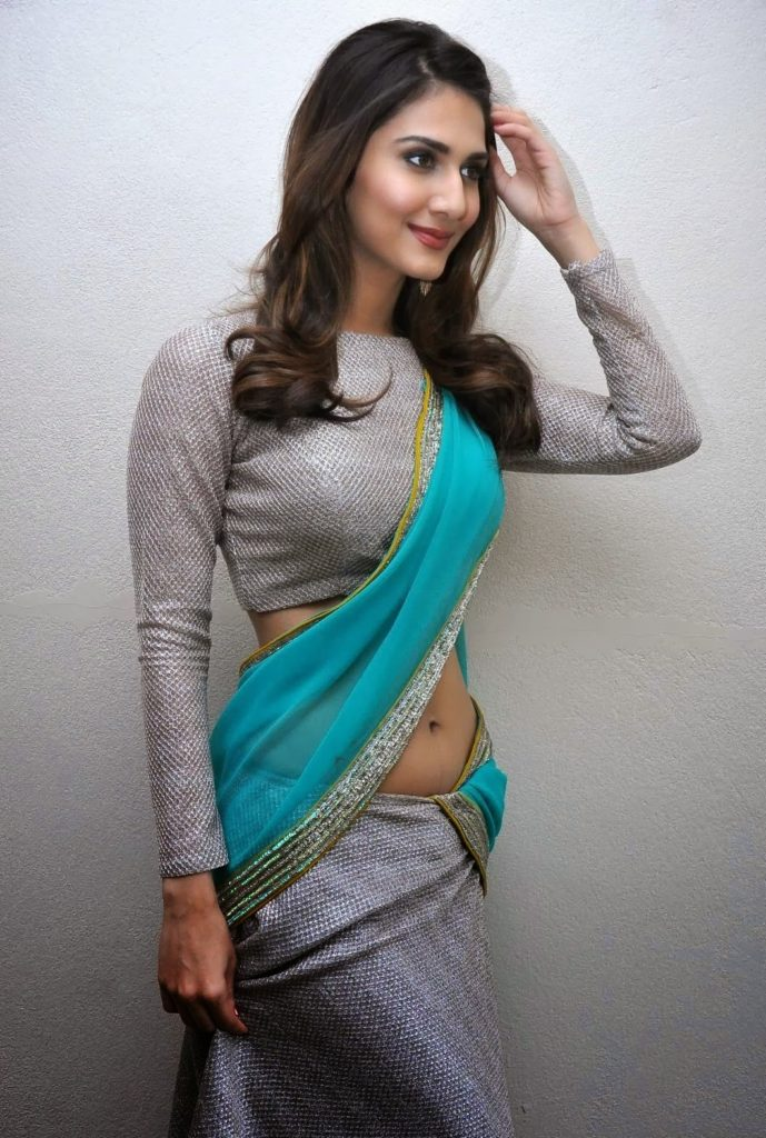 Vaani Kapoor Hot Navel Pictures