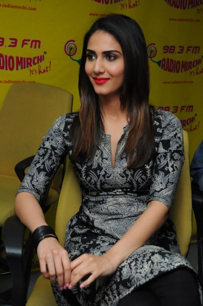 Vaani Kapoor Hot & Sexy Photoshoot At New Movie Promotion Time