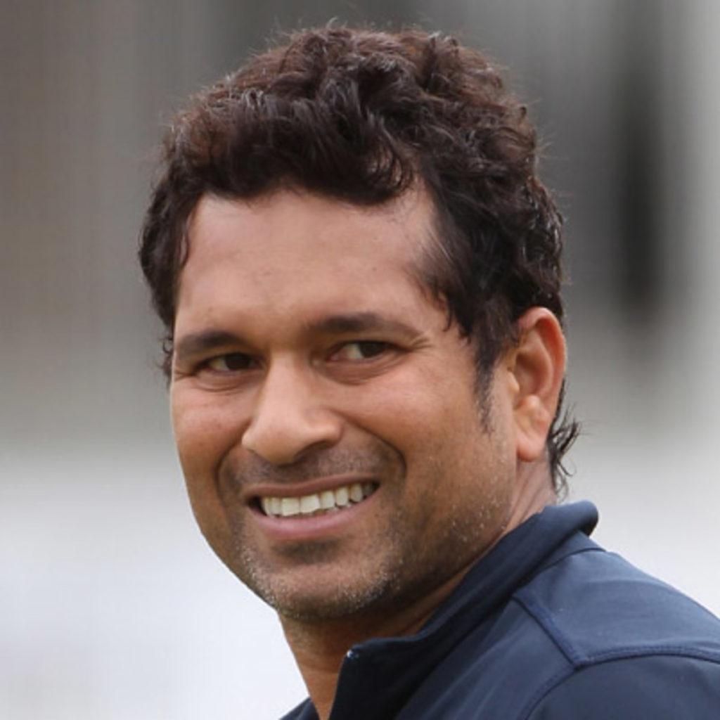 Attractive Cricketer Sachin Tendulkar Beautiful Wallpapers
