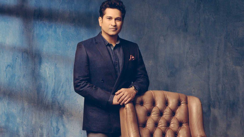 Charming Cricketer Sachin Tendulkar Latest Images