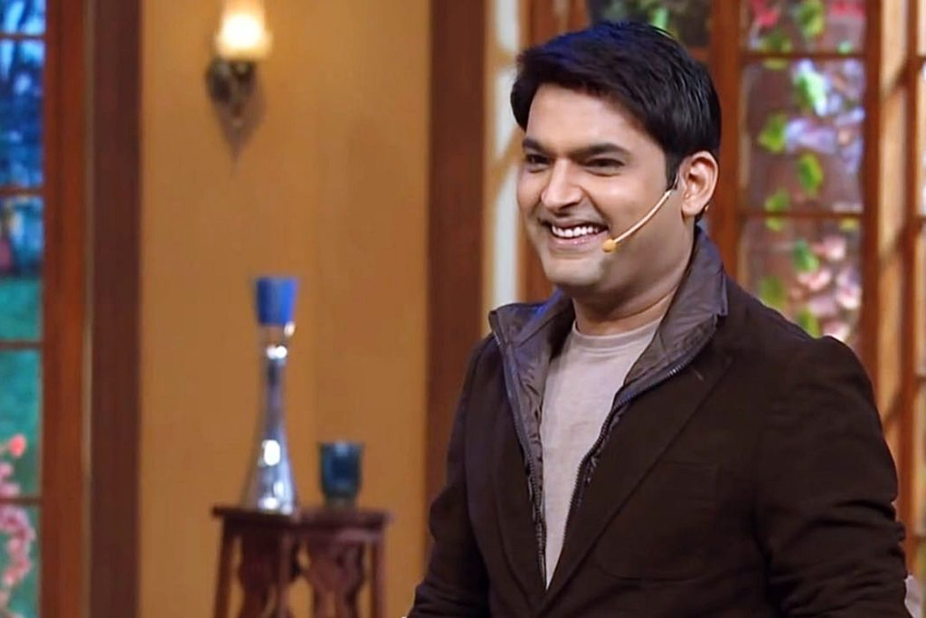 Cool Man Kapil Sharma New Images