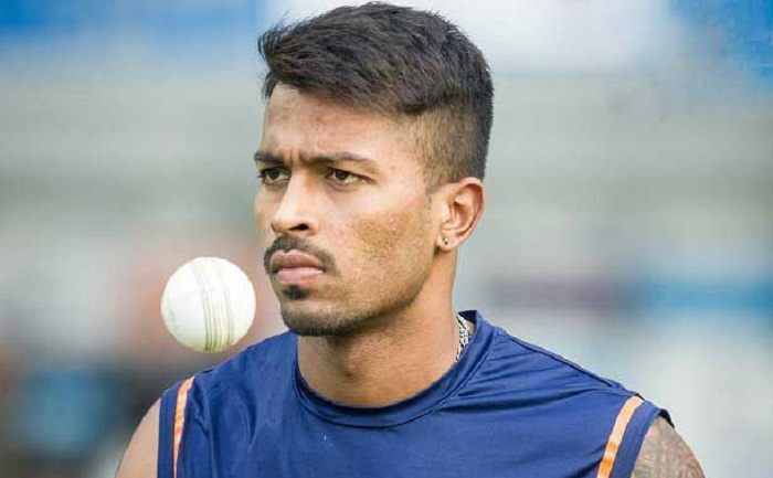 Cricketer Hardik Pandya Nice Images