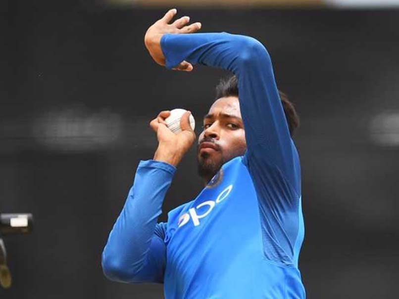 Hardik Pandya Beautiful Wallpapers With Ball