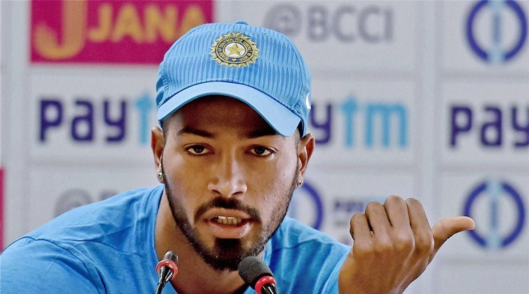 Hardik Pandya Latest Style Wallpapers