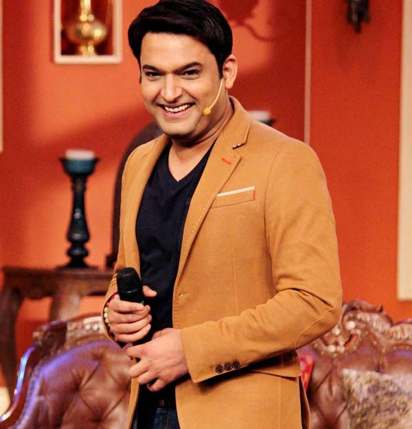Kapil Sharma Cute Smile Pics