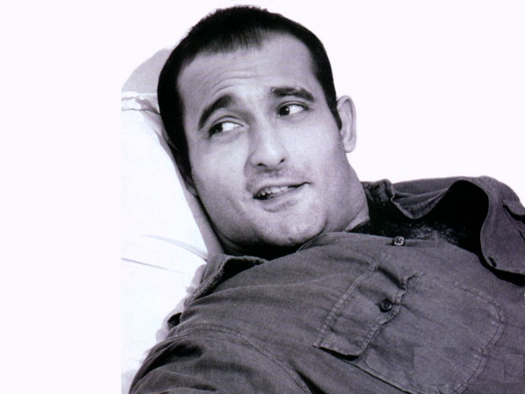 Akshaye Khanna Black & White Photos