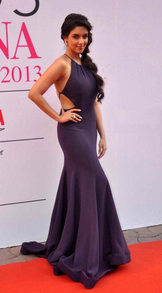 Asin Photos At New Movie Promotion Time