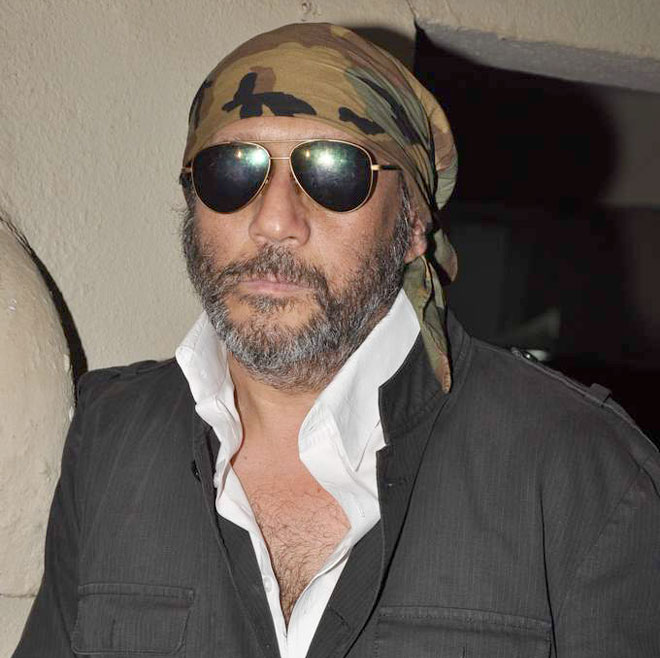 Attractive Actor Jackie Shroff Wallpapers