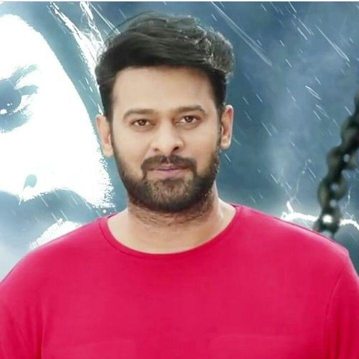 Attractive Actor Prabhas Images