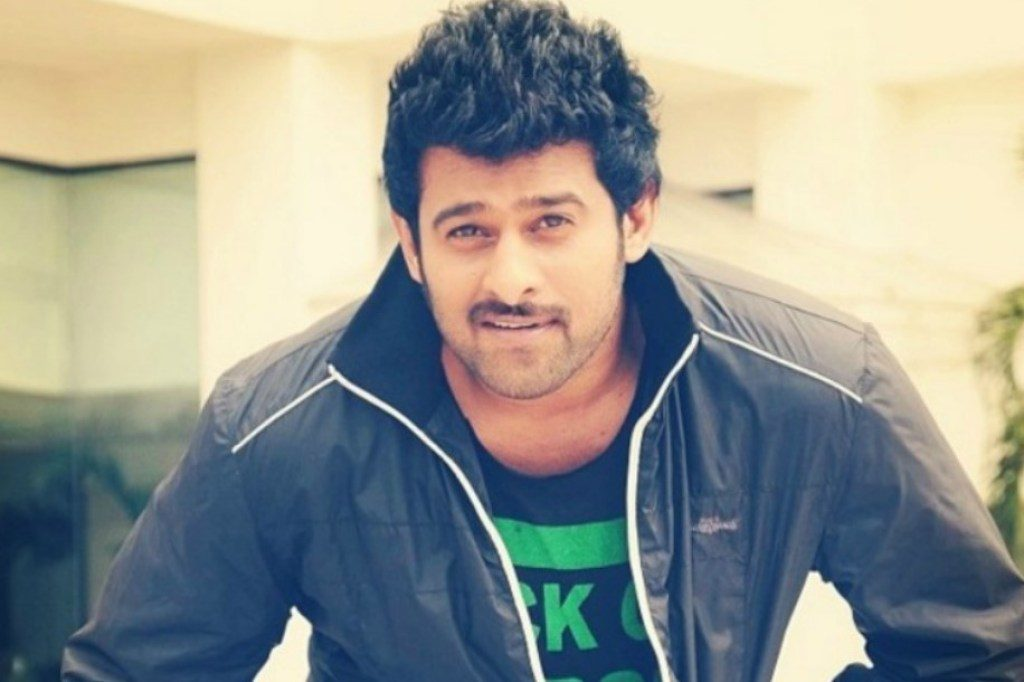 Attractive Tollywood Actor Prabhas Wallpapers