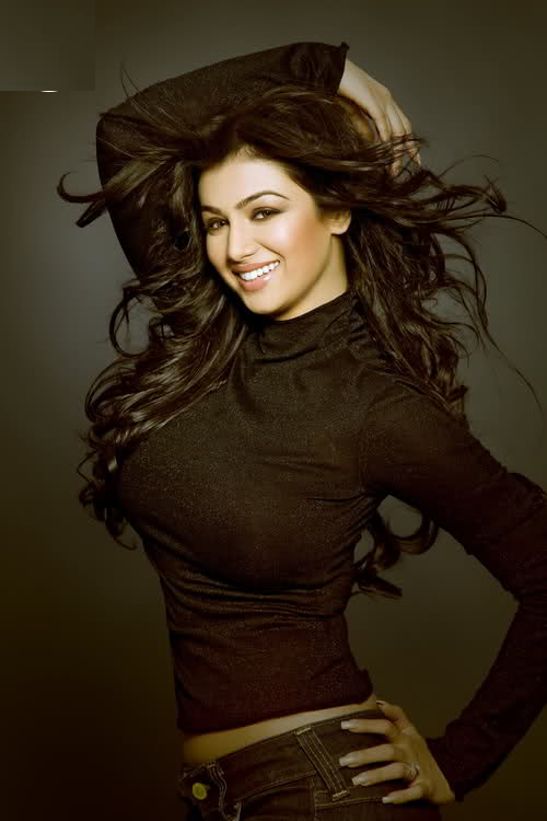 Ayesha Takia Latest Hair Style Wallpapers
