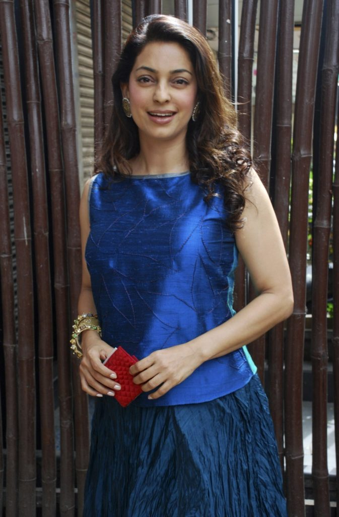 Beautiful Actress Juhi Chawla Images