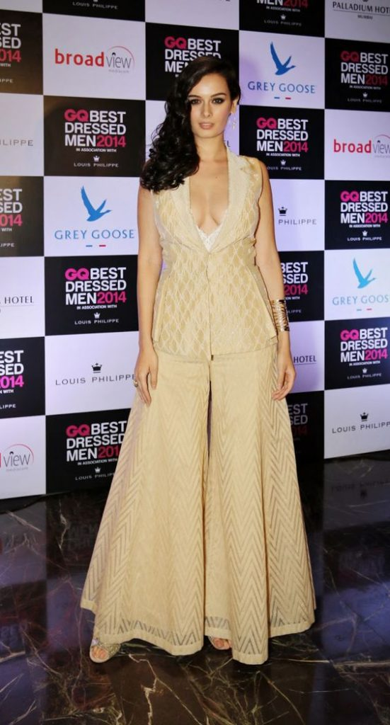 Beautiful Evelyn sharma Images At Award Show