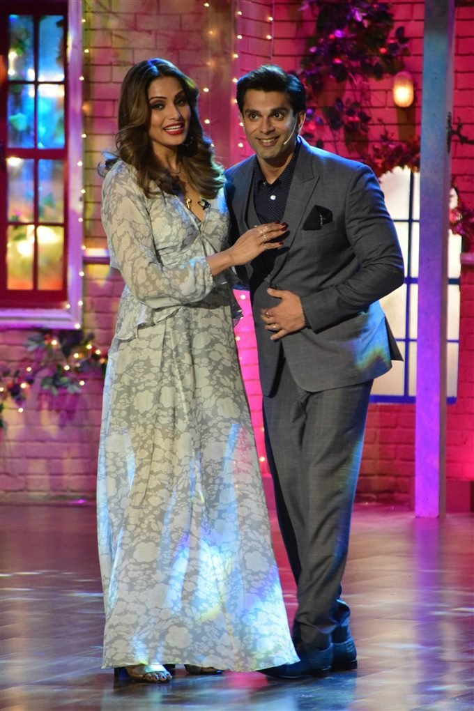 Bipasha Basu Cute Photoshoot With His Husband