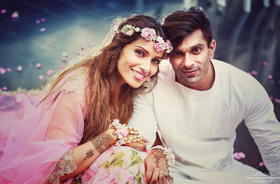 Bipasha Basu HD Images With Husband Karan Singh Grover