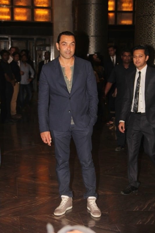 Bobby Deol Hot Photos