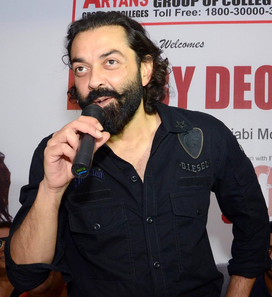 Bobby Deol Lovely Images