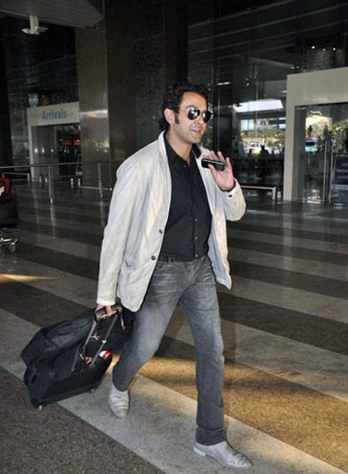 Bobby Deol New Photos