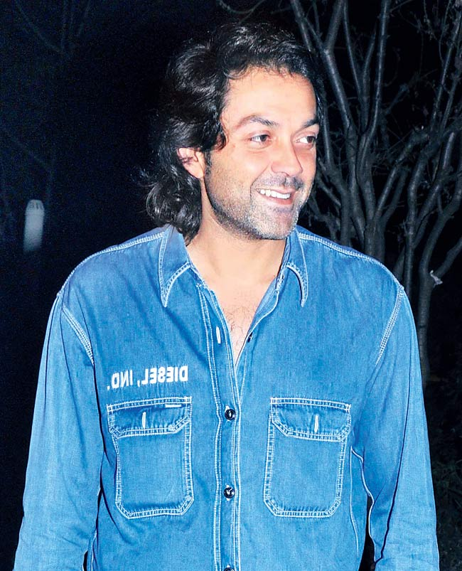 Bobby Deol Photos Gallery