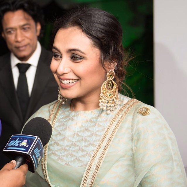 Bollywood Actress Rani Mukerji Hot Photoshoots