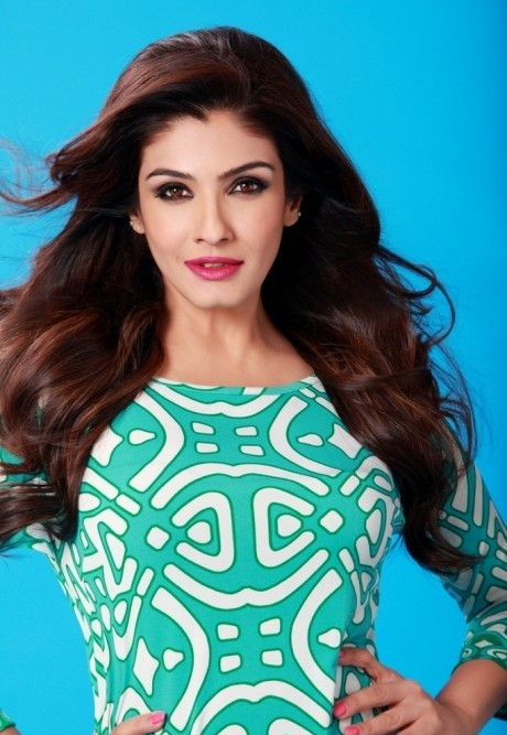 Bollywood Actress Raveena Tandon Hot Images