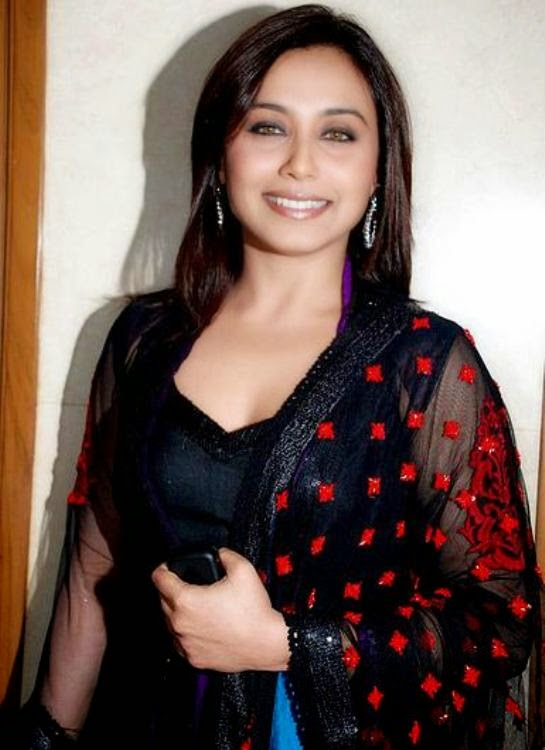 Bollywood Attractive Actress Rani Mukerji New & Latest Images