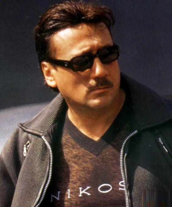 Charming Actor Jackie Shroff Photos With Sunglass