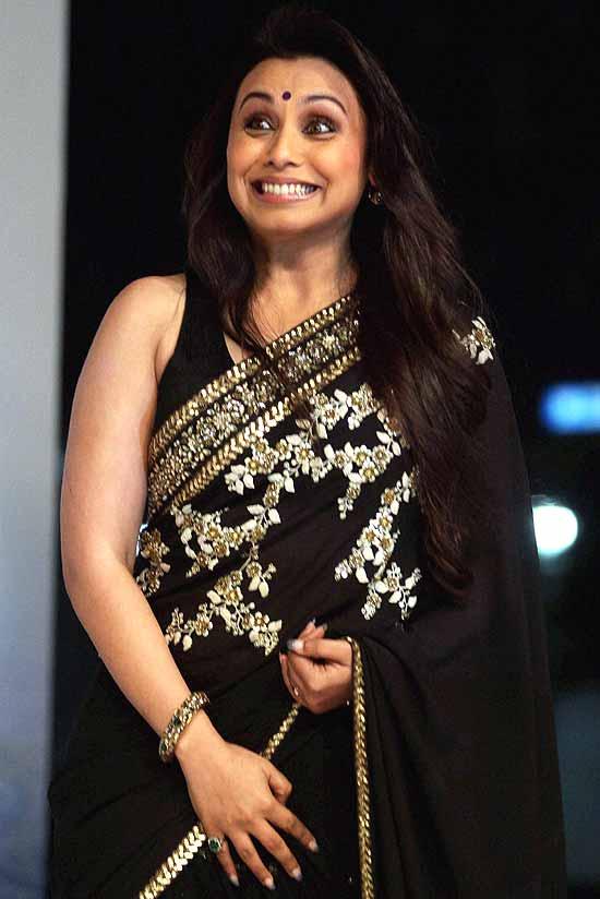 Charming Actress Rani Mukerji Images