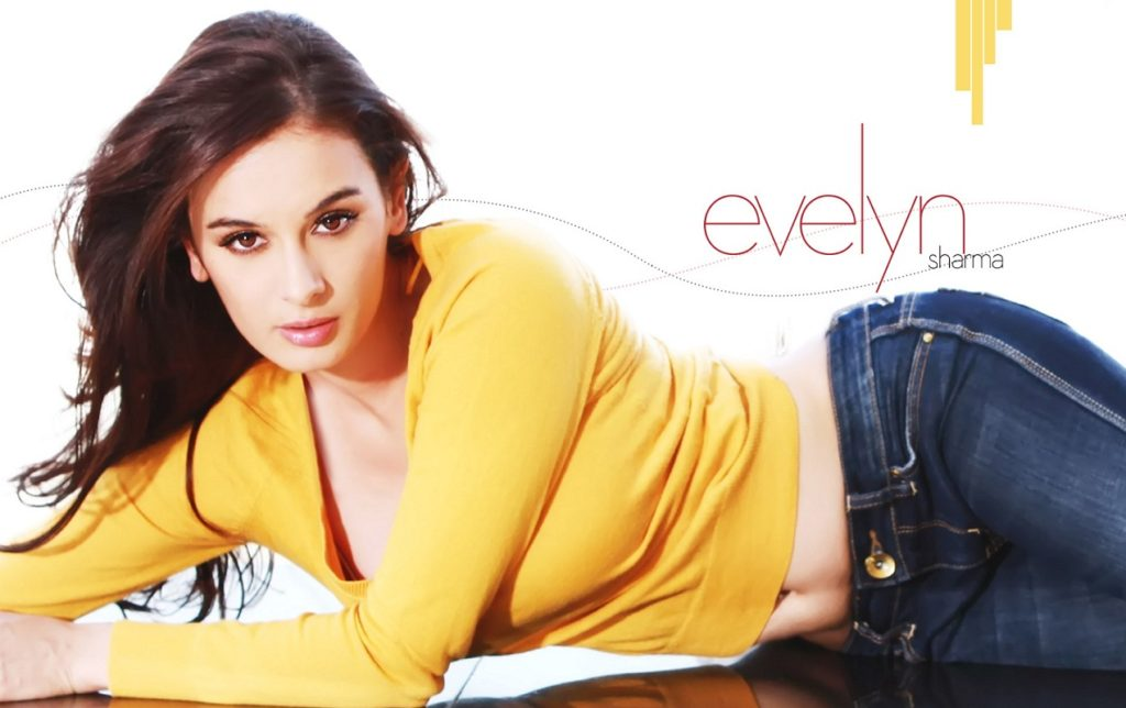 Charming Evelyn sharma Pics