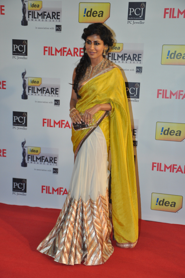 Chitrangada Singh Hot Pictures In Saree