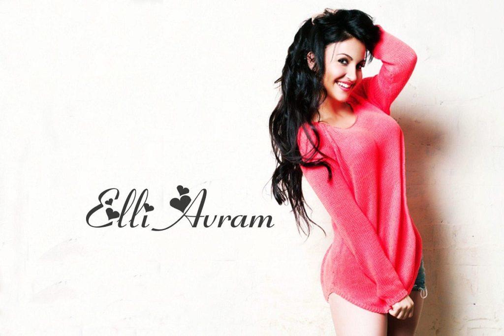 Elli AvrRam Images