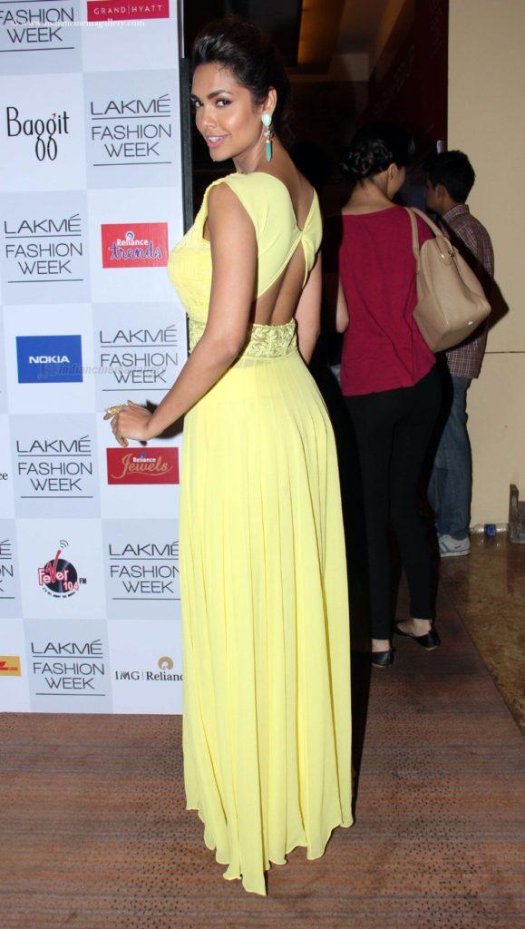Esha Gupta Backside Images