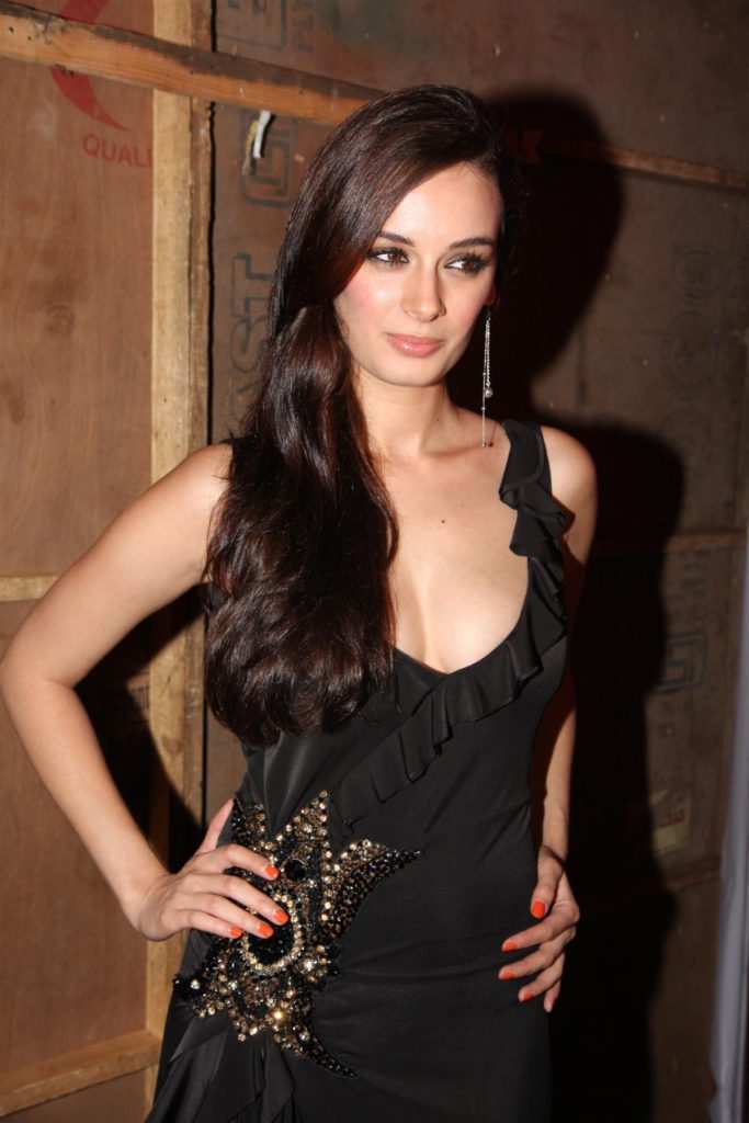 Evelyn sharma Hot Images In Short Cloths