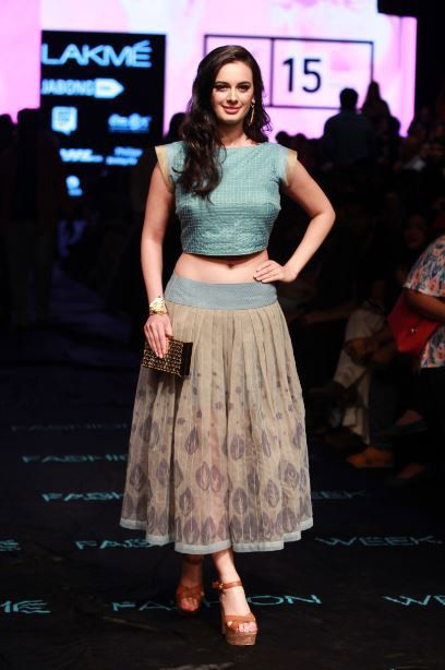 Evelyn sharma Hot & Sexy Images At Award Show