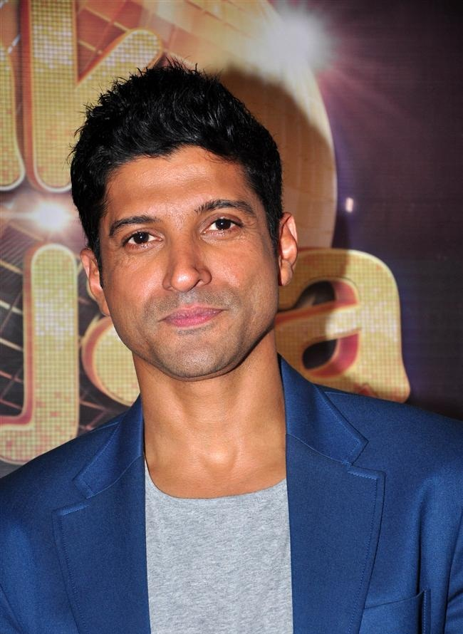 Farhan Akhtar Beautiful Images