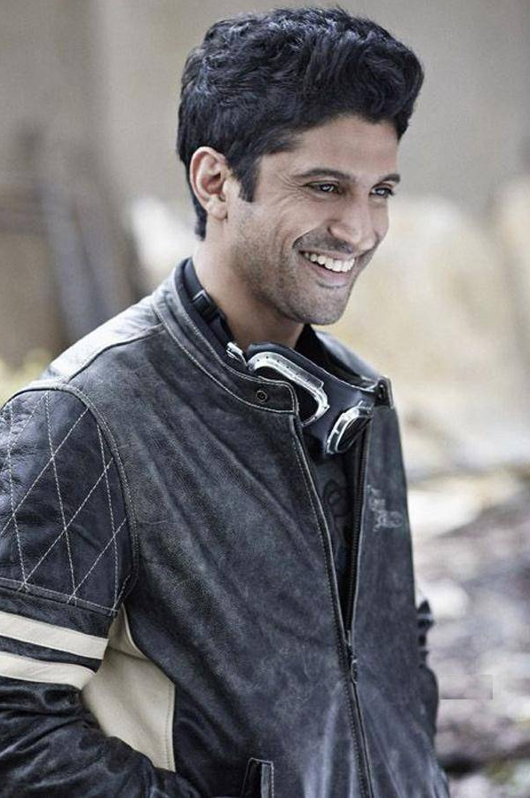 Farhan Akhtar Beautiful Pictures