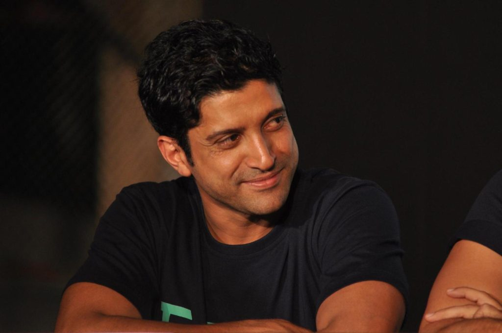 Farhan Akhtar Charming Photos