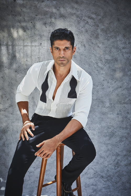 Farhan Akhtar Hot Photoshoots