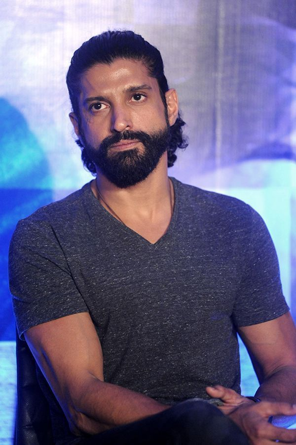 Farhan Akhtar Latest Images For New Movie