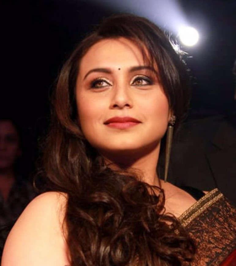 Gorgeous Rani Mukerji Latest Images