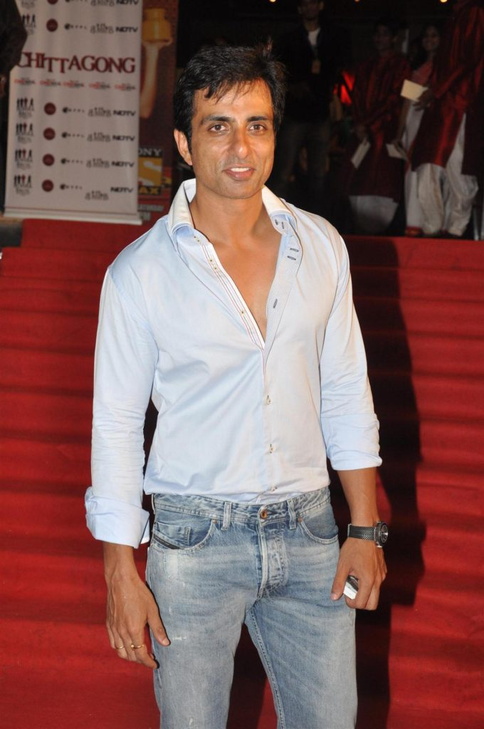 Handsame Actor Sonu Sood Photos