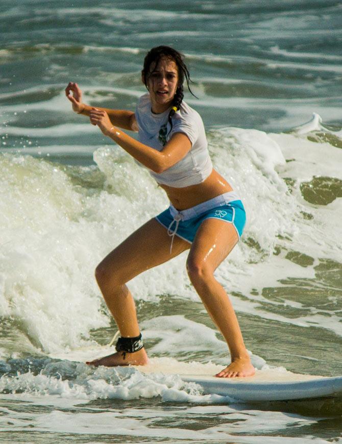 Hazel Keech Hot & Bold Images In Bikini