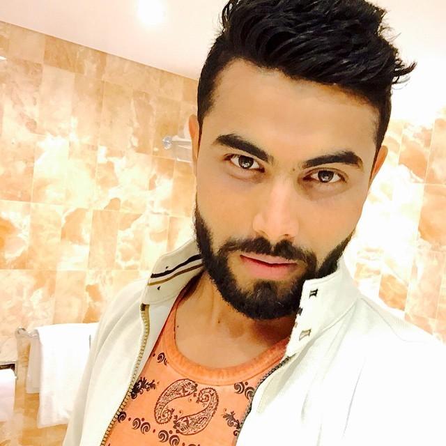 Indian Cricketer Ravindra Jadeja Photoshoots
